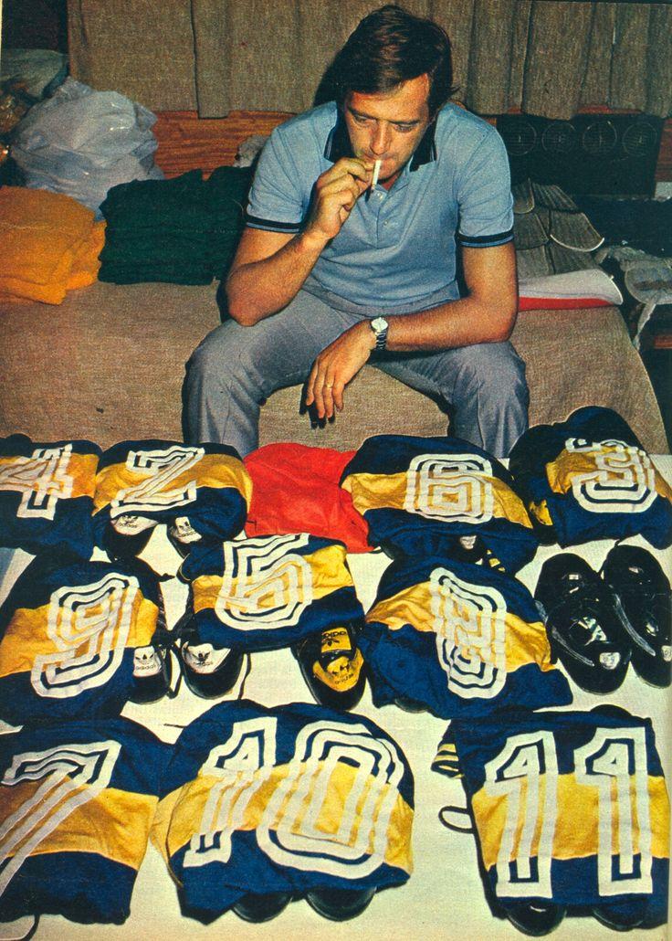 Boca Juniors 1981 - Marzolini
