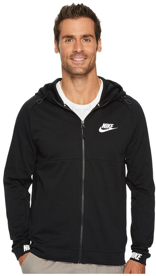Nike Sportswear Advance 15 Full Zip Hoodie Men's Sweatshirt