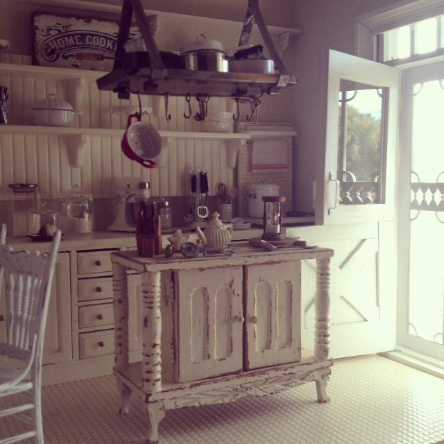 225 Best The Miniature Kitchen Images On Pinterest: 131 Best Images About Dollhouse Kitchen On Pinterest