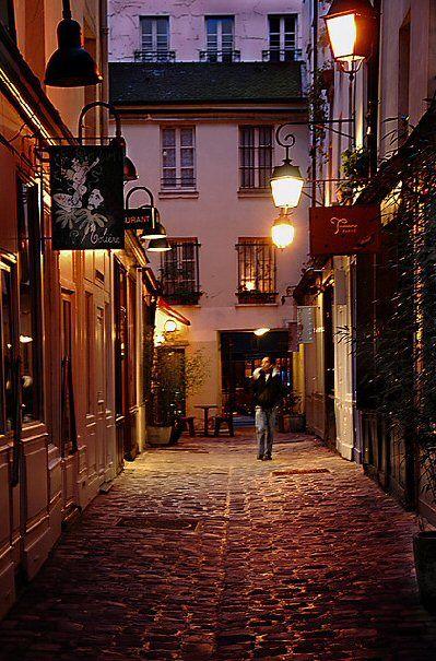 passage Molière - Paris 3ème