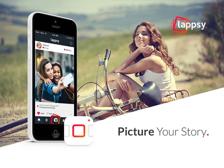 Lappsy - Picture Your Story! #app #ios7 #apple #free #social Download App: https://itunes.apple.com/us/app/lappsy/id906065923