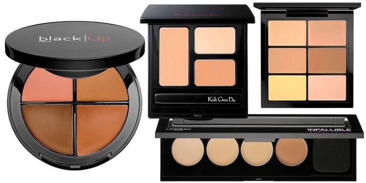 20 Concealer Palettes to Fake Perfect Skin