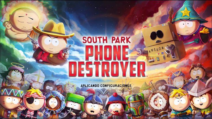 South Park Phone destroyer – Punto Wasabi