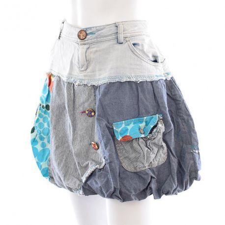 Shopper votre petite : Jupe - Desigual à 16,50 € : Découvrez notre boutique en ligne : www.entre-copines.be | livraison gratuite dès 45 € d'achats ;) Que pensez-vous de cet article ? merci pour le repin ;) L'expérience du neuf au prix de l'occassion ! N'hésitez pas à nous suivre. #Jupes #Desigual #new #Taille: 38 #fashion #mode #secondhand #clothes #recyclage #greenlifestyle # Bonnes Affaires #clothes #secondemain #depotvente #friperie #vetements #femmes