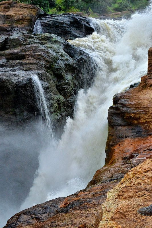 Murchison Falls,  Uganda - Largest of the falls on the Nile River system.