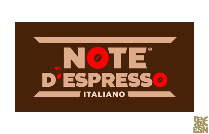 Note D'Espresso #logo - 2014