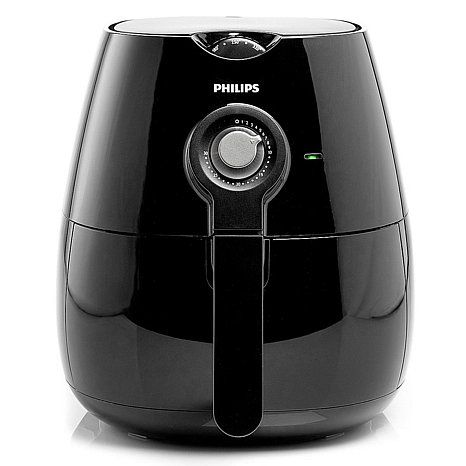Philips AirFryer with Recipe Booklet and MealEasy Offer