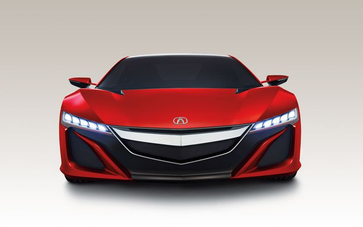 2015 | Future Shock: 2015 Acura NSX Photo Gallery
