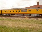 """Union Pacific car no. 209 """"Howard Fogg"""" with the South Central States Heritage Express"""