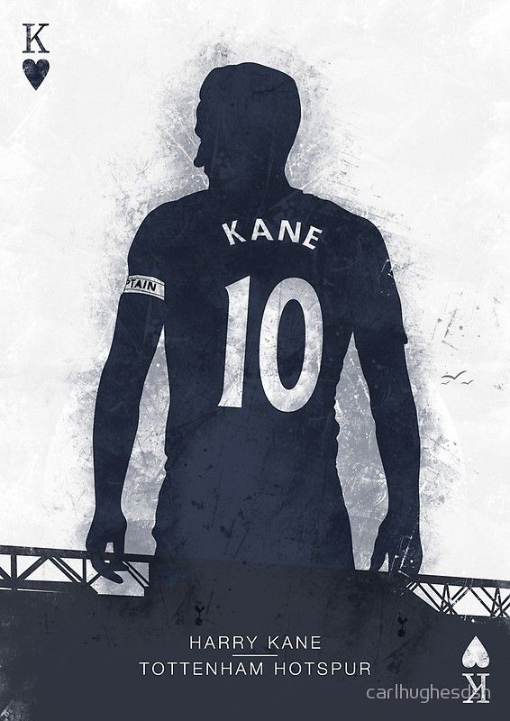 Harry Kane - Tottenham Hotspur Poster