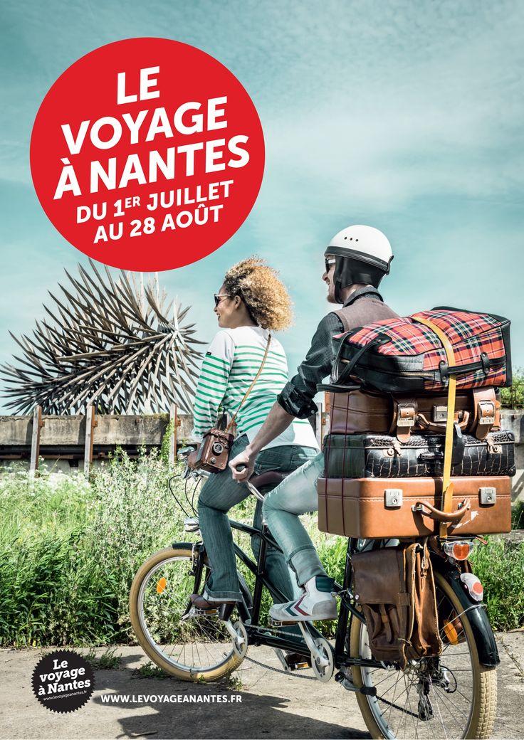 La prog du LVAN 2016 est en ligne ! RDV sur : http://www.levoyageanantes.fr/ Photo signée Franck Tomps !