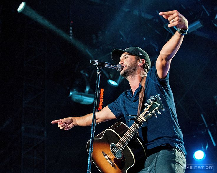 Luke Bryan Upcoming Shows — Live Nation