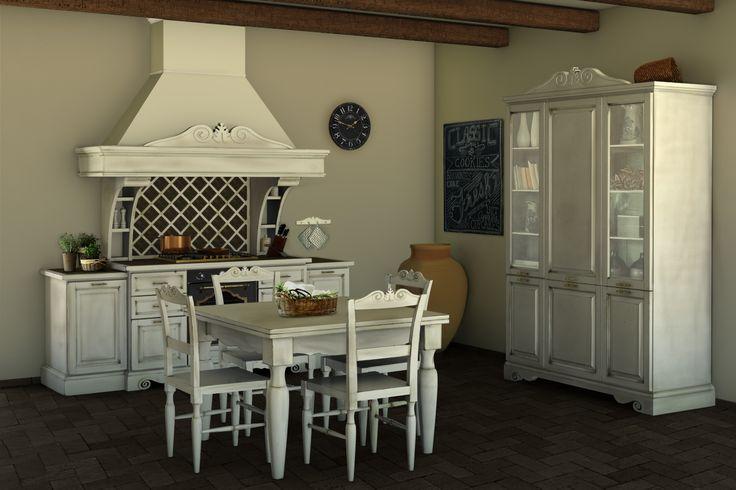 Cucina classica decapè