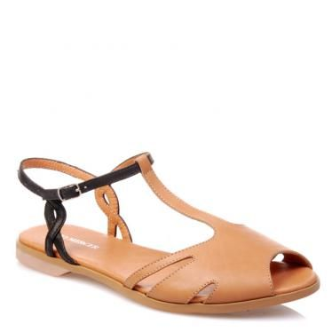 Jo Mercer, Maldives, leather upper and leather lined