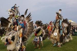Mi'kmaq Pow Wow, Nova Scotia, Canada.