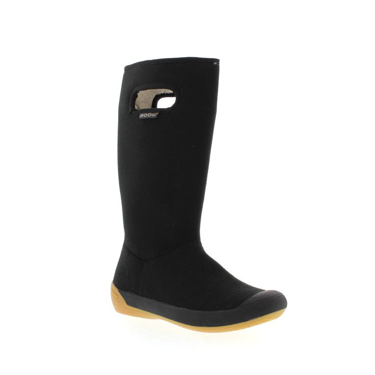 Bogs winter boots provide exceptional warmth and cushioning while offering easy-on pull handles for when you are in a rush out the door. Fully waterproof and comfort rated to as low as -10°C, these boots are perfect for our cold Canadian conditions.