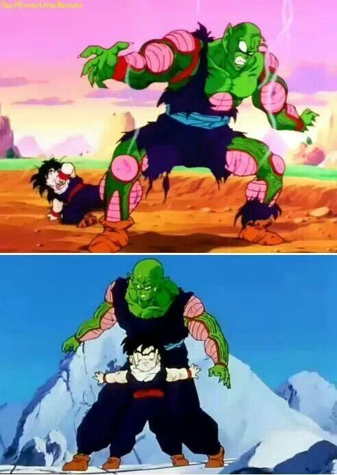 gohan and goten relationship with god