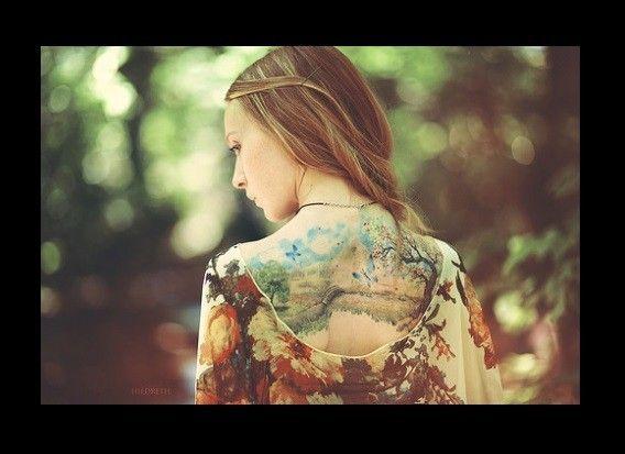 Tatuaggio artistico