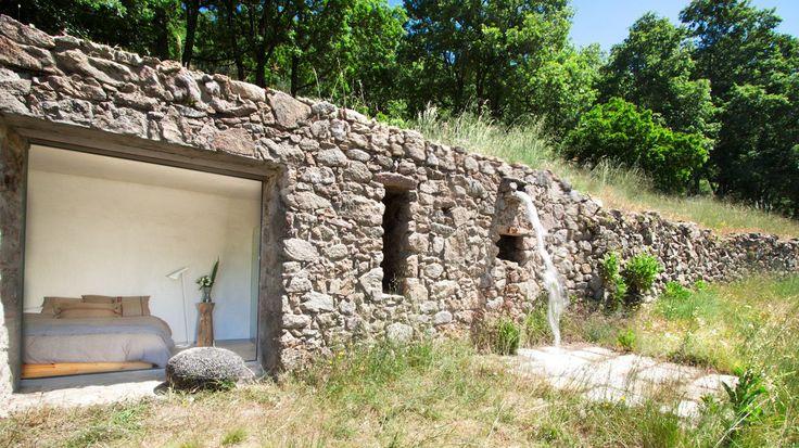 Finca Extremadura de ABATON dormitorio de invitados nuevo