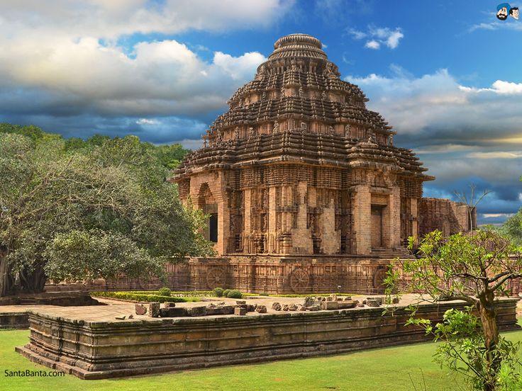 Konark sun temple is a 13th century sun temple also known for Architecture design for home in odisha