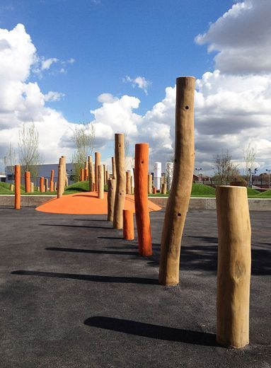 Chobham Academy (Newham, London) : and Playing Fields « Kinnear Landscape Architects