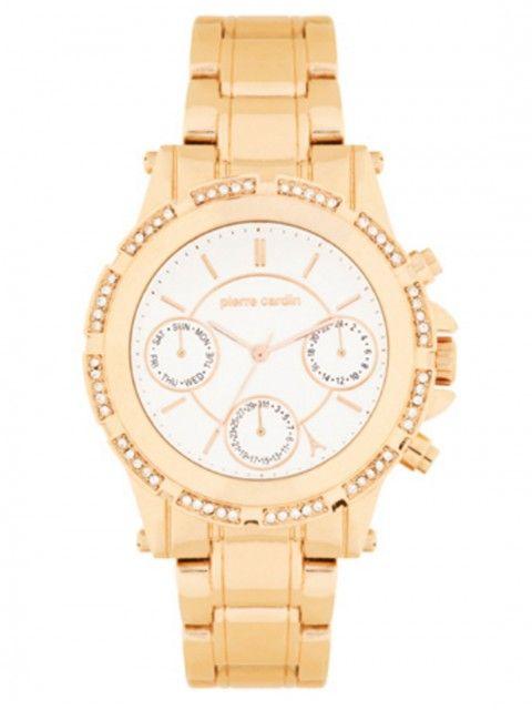 Pierre Cardin Gold Watch // 5361