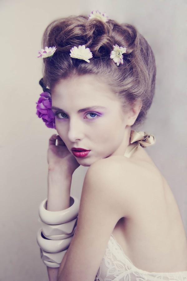 Credits  Photographer: Ignacio cervera  Model: Luba Borovikoba  Make up: Didac Gandesa