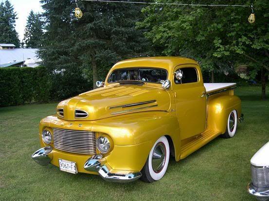 ◆1954 Ford F100 Custom Pick-Up Truck◆