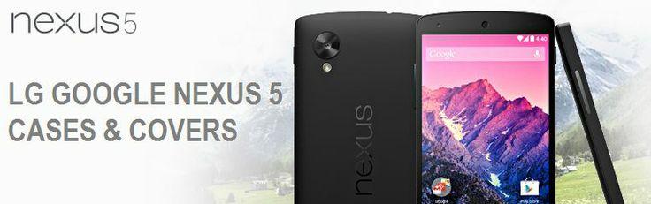 LG Google Nexus 5 Cases