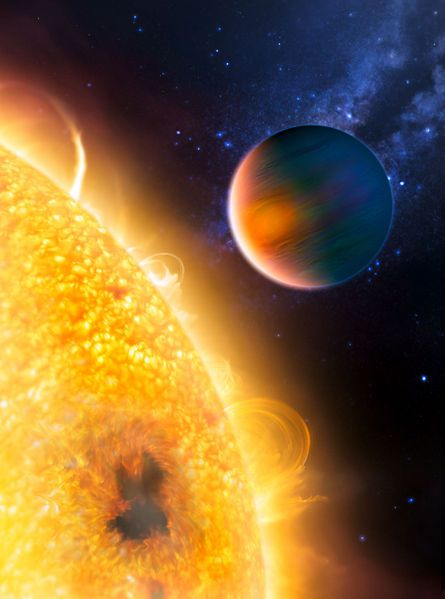 What's the Weather Like on Extrasolar Planet HD 189733b?