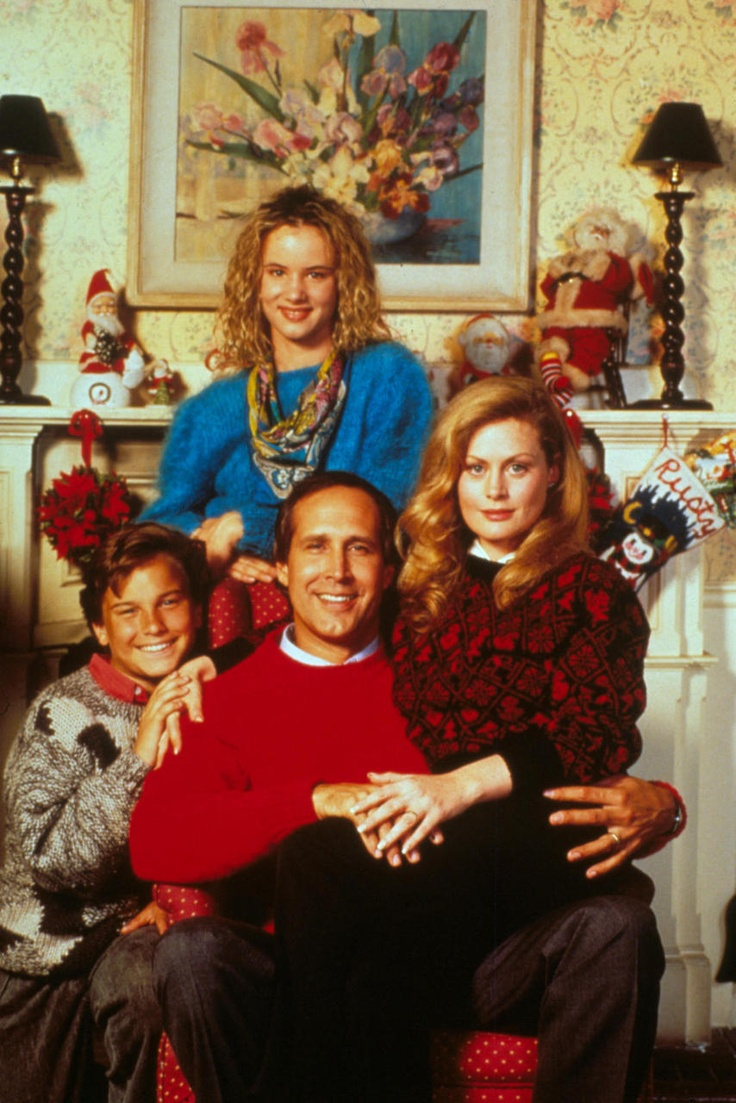 Christmas Vacation... my family watches this every year. And every year it gets funnier and funnier.