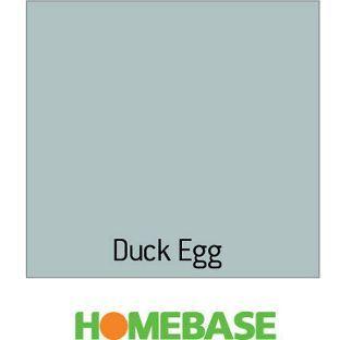 Duck Egg Blue Matt Kitchen Paint