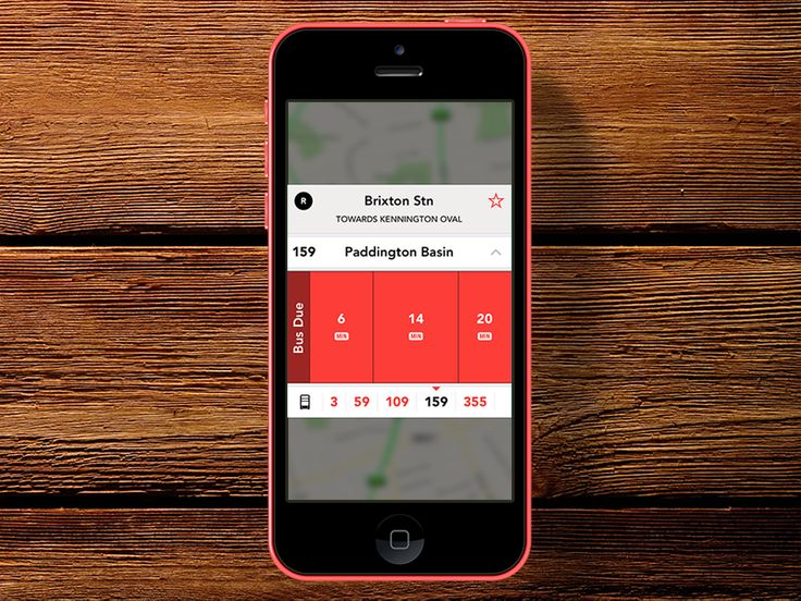 Jump – London Bus Tracker app by Noble Union. Find out more at www.jumpbusapp.com