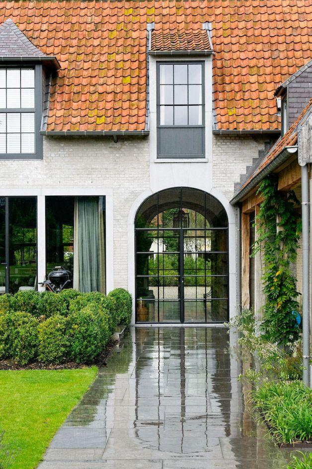 Fabulous realization by Xavier Donck architects, Deinze - Belgium