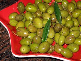 Cocina con Quenyin: Conserva casera de aceitunas
