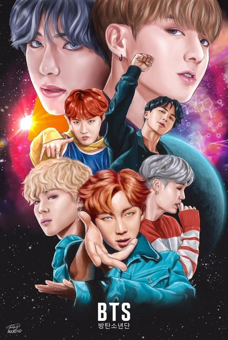 what the... this is god tier fanart ;-; armys are amazing
