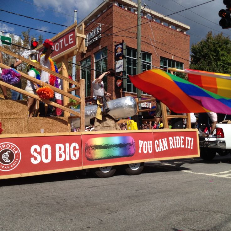 Gay Pride Atlanta GA 2013 <3