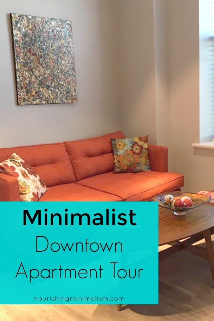 Minimalist Downtown Apartment Tour Downtown Apartment Drawing