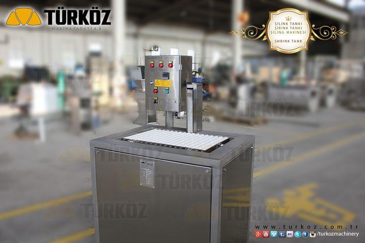 Şirink Tankı #shrink #tanki #siling #tank #şiling #shilling #machine #cheese #systems #turkoz #türköz #machinery