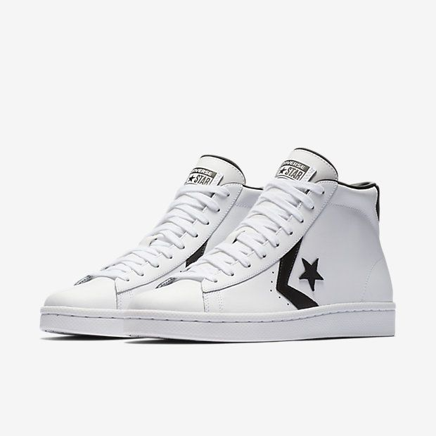 0b75ff587fc Converse Pro Leather  76 High Top Unisex Shoe