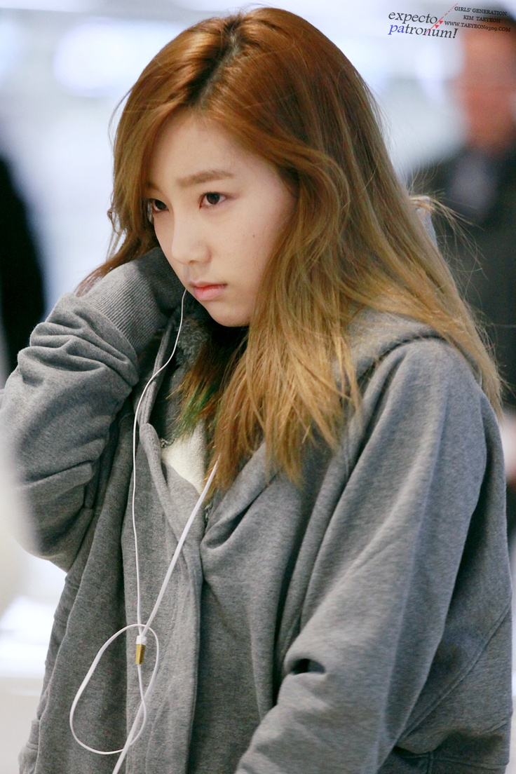 Kim Tae-Yeon / Kim Taeyeon ★ #SNSD #KPop just woke up. hahaha