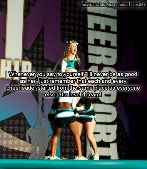 Funny Cheerleading Quotes | cheer cheerleading cheerleading confession cheerleading quote ...