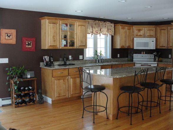 Kitchen Color Concepts : Open concept kitchen ideas komfy
