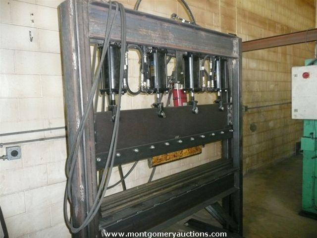 homemade hydraulic press brake. diy press brake - google search homemade hydraulic
