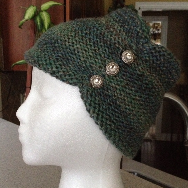 51 best Knitting Patterns - Hats Chemo images on Pinterest ...