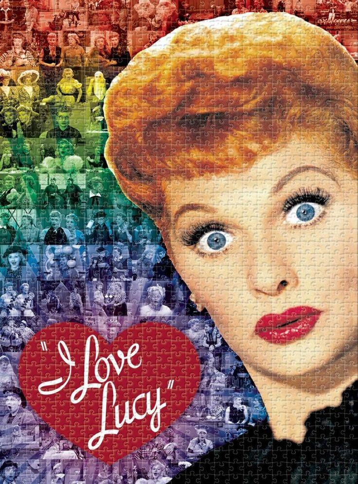 Я люблю Люси (I Love Lucy)