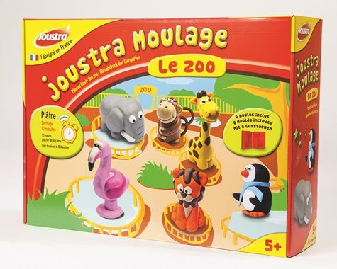 Jouets Broze - MOULAGE - LE ZOO