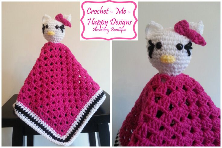 Knitting Games Hello Kitty : Best images about crochet lovies on pinterest