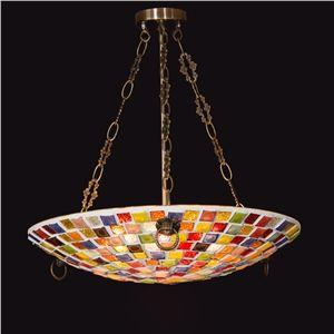 Mejores 65 imgenes de tiffany ceiling lights en pinterest european country vintage 5 light tiffany chandelier pendant light aloadofball Images