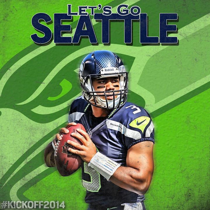 'Re-Pin' THIS if you're rooting for the Seattle Seahawks tonight! #Kickoff2014 #NBCSports